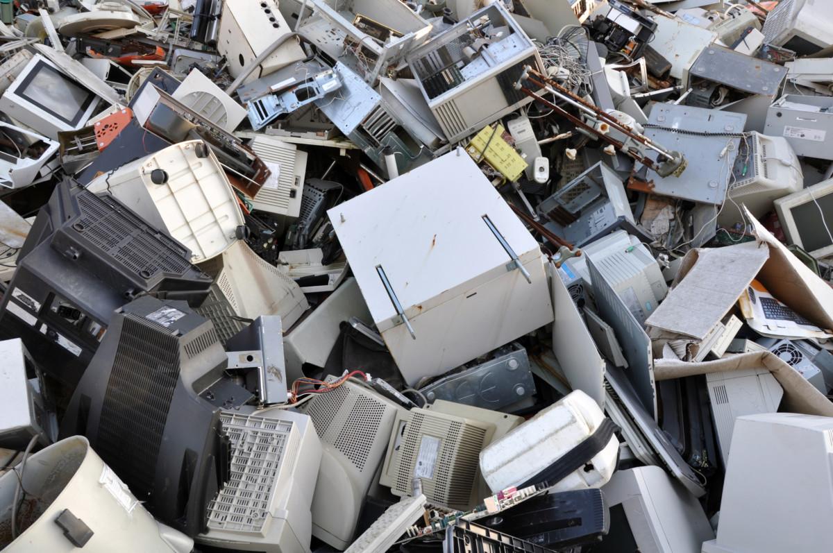 Projeto Reciclar Informática e Eletrônicos